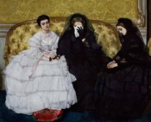 De dood in de kunst