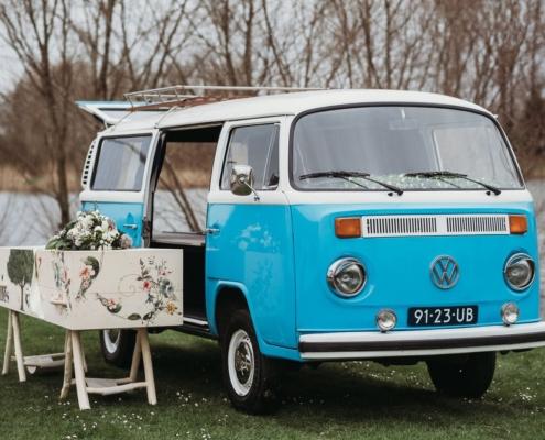 VW oldtimer rouwbusje